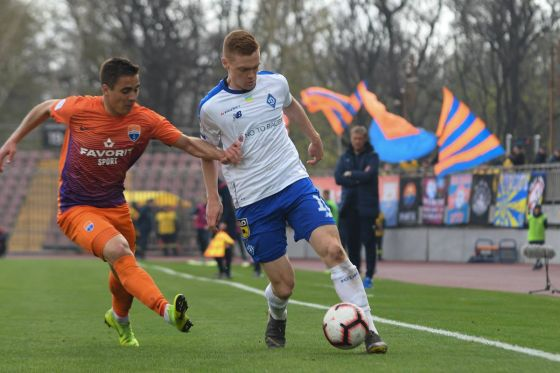 """""""Динамо"""" отказалось продавать Цыганкова за 20 млн евро"""
