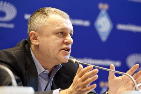 Суркіс розповів про ситуацію з Ярмоленко