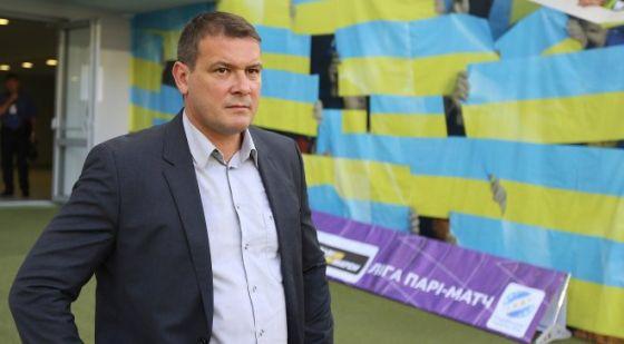 """Зайцев: Мені не дали взяти в """"Карпати"""" 4 топ-гравців"""