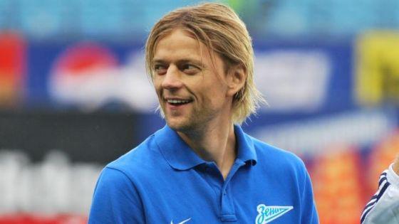 Екс-гравець збірної України працюватиме зТимощуком в«Зеніті»