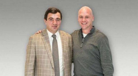 Голландський фахівець підтвердив своє призначення головним тренером українського клубу
