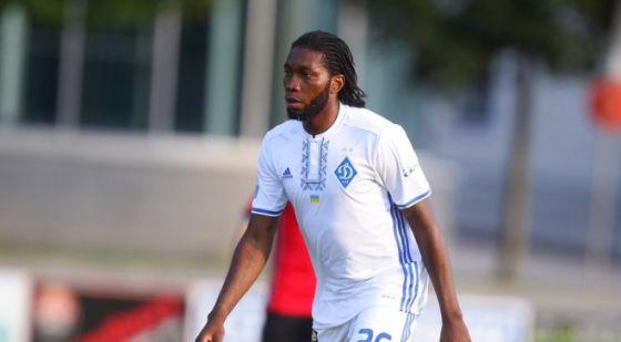 Мбокані готовий продовжити контракт з«Динамо»