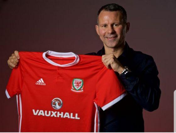 Тринадцятрикратний чемпіон Англії Гіггз очолив збірну Уельсу