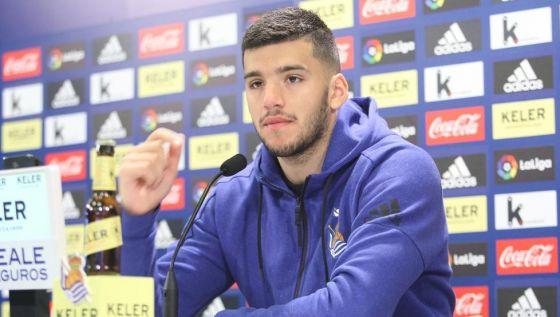 """Голкипер """"Реал Сосьедада"""": Лунину будут рады в команде"""